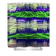 10927 Poison By Alice Cooper Shower Curtain