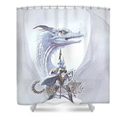 Polar Princess Shower Curtain