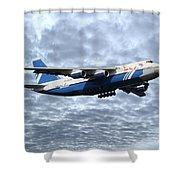 Polet An124 Ra82075 Shower Curtain