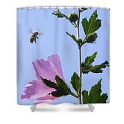 Pollen Nation Shower Curtain