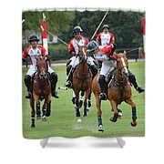 Polo Match 7 Shower Curtain