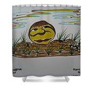 Pomme De Terre-potato-  Shower Curtain