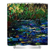 Pond 459030 Shower Curtain