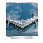 Pontiac Air Shower Curtain