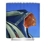 Pontiac Chieftian Shower Curtain