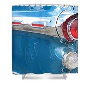 Pontiac Classic Shower Curtain