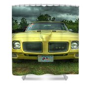 Pontiac Gto 027 Shower Curtain