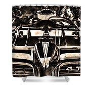 Pontiac Gto 028 Shower Curtain