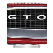 Pontiac Gto  Shower Curtain