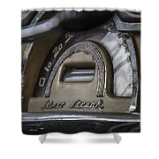 Pontiac Silver Streak Shower Curtain