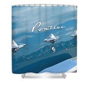 Pontiac Style Shower Curtain