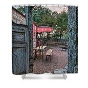 Pontotoc Vineyard Weingarten_7 Shower Curtain