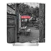 Pontotoc Vineyard Weingarten_8 Shower Curtain