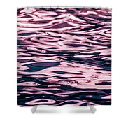 Pool Water Abstract Fine Art By Ronna A. Shoham Shower Curtain