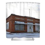 Popejoy Iowa Shower Curtain