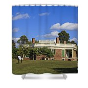 Poplar Forest Shower Curtain