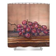 Popsies Table Shower Curtain