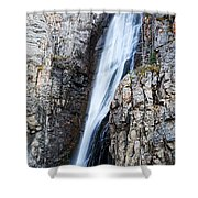 Porcupine Falls Shower Curtain