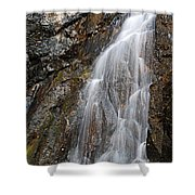 Porcupine Falls Side Chute Shower Curtain