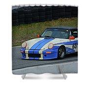 Porsche 651 Shower Curtain