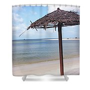 Port Gentil Gabon Africa Shower Curtain