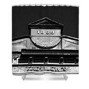 Port Townsend 1889 Shower Curtain