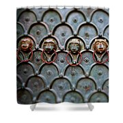 Porta Shower Curtain