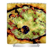 Portal To The Faraway Yet So Close Shower Curtain
