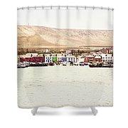 Portmagee Shower Curtain