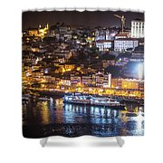 Porto, Portugal Shower Curtain