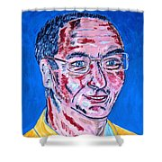 Portrait Dr. R. Meiritz Shower Curtain