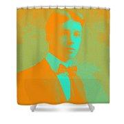 Portrait Of A Boy 16 C Shower Curtain