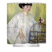 Portrait Of Madame Frieseke Shower Curtain