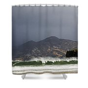 Portsalon County Donegal Ireland  Shower Curtain