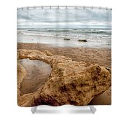 Portugal 5 Shower Curtain