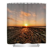 Portugal 9 Shower Curtain