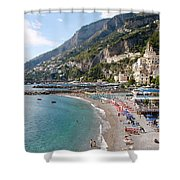 Positano Paradise Shower Curtain