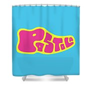 Postola #1 Shower Curtain