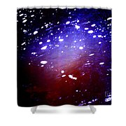 Potentiality Shower Curtain