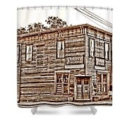 Potter's Wax Museum Shower Curtain