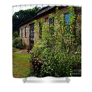 Pottery Store Garden Shower Curtain