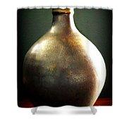 Pottery Vase Shower Curtain
