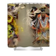Pow Wow Beauty Of The Dance 1 Shower Curtain