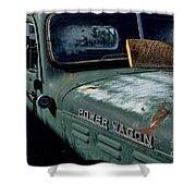 Power Wagon Shower Curtain