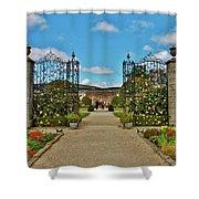 Powerscourt Estate 8 Shower Curtain