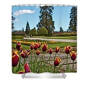 Powerscourt Estate 9 Shower Curtain