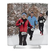 Pprr 2016 Winter Series I 3115 Shower Curtain