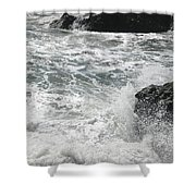 pr 124 - Splash Shower Curtain
