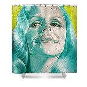 PR Shower Curtain