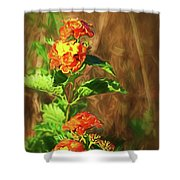 Prairie Flowers Shower Curtain